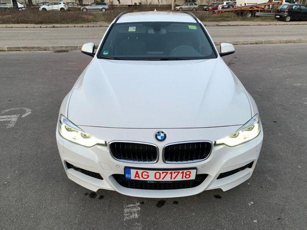 BMW 325d, M Paket, 224 hp, 2017, 142114 km, fara accident, dotari!