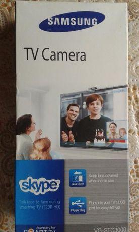 Нова SKYPE tv camera za SAMSUNG