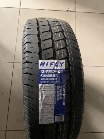235/65 R16C усиленные  HIFLY