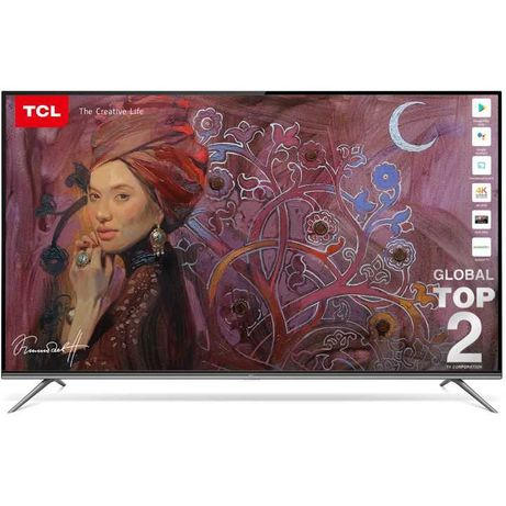 Телевизор TCL L55P8M 4K UHD Android