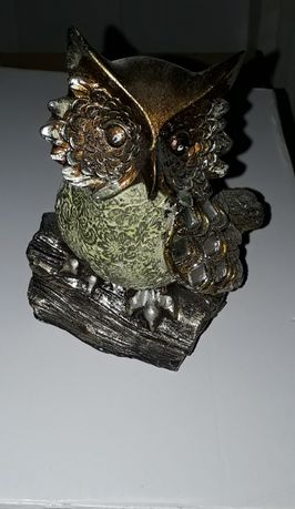 Статуетка Бухалче Сова абитуриент -2 варианта
