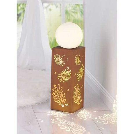Декоративна лед лампа с акумулаторна батерия и дистанционноMAXXMEE