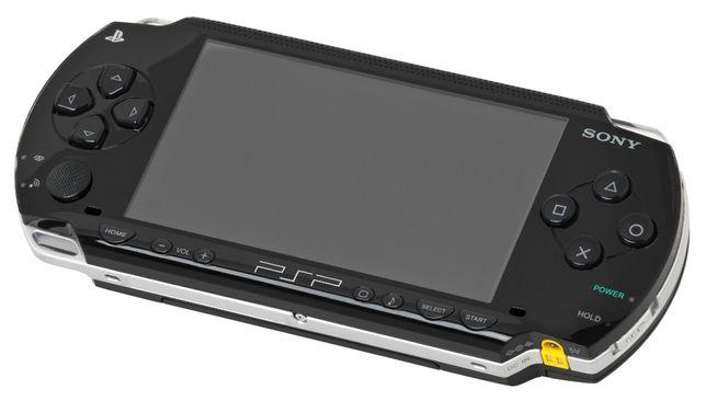 Прошивка PSP ( ПСП). Закачка игр.