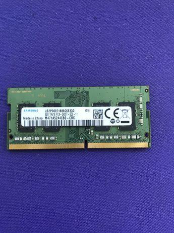 ОЗУ(Оперативная память, RAM) , 4гб, DDR4