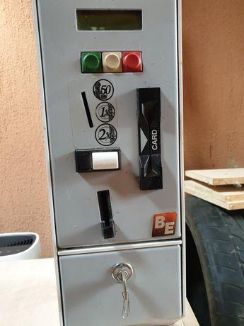 Automat pornire aparat bronzat