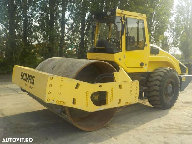 Bomag BW 219 D4 Cilindru compactor