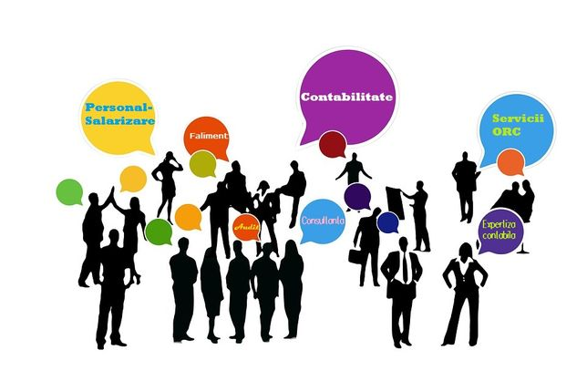 Servicii contabile, personal-salarizare