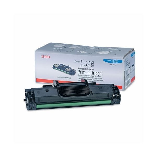 Тонер касета Xerox 106R01159 черна съвместима 1 Black BK за Xerox LJ 3 гр. София - image 1