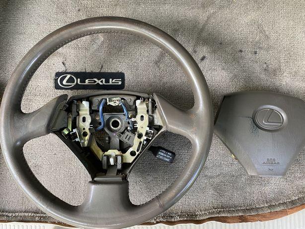 Руль Lexus RX300 с airbag