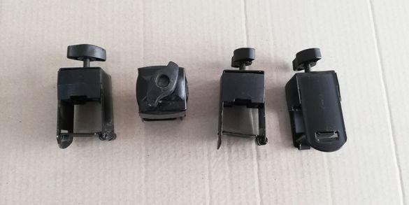 Thule части за багажник , греди адаптери планки скоби