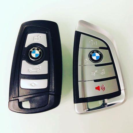 Cheie BMW Seria 1 3 4 5 7 F01 F10 F30 F32 F15 F16 X4 X5 X6 programare