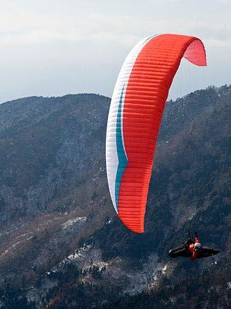 Parapanta GIN Professional / Paraglider GIN Professional