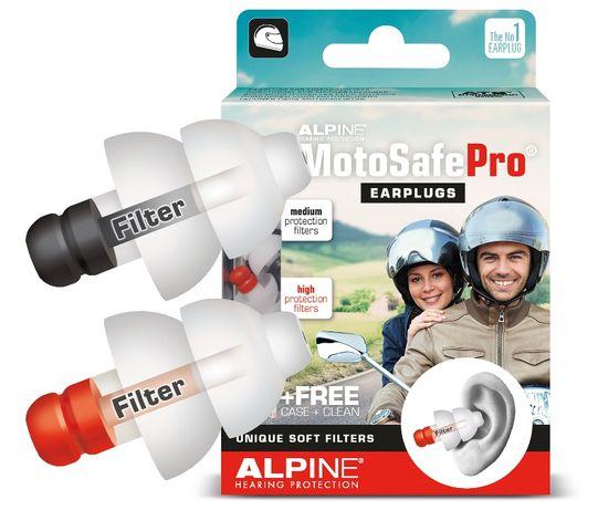 Тапи за уши с филтри Alpine MotoSafe® Pro