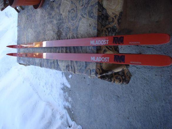 Ски за дълго бягане