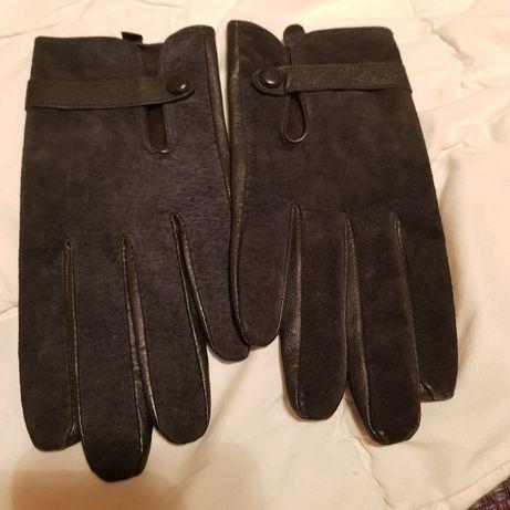 Mănuși piele dama