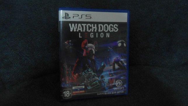 Продам Watch Dogs Legion на PS5