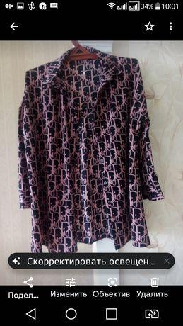 Рубашка сатамын модный