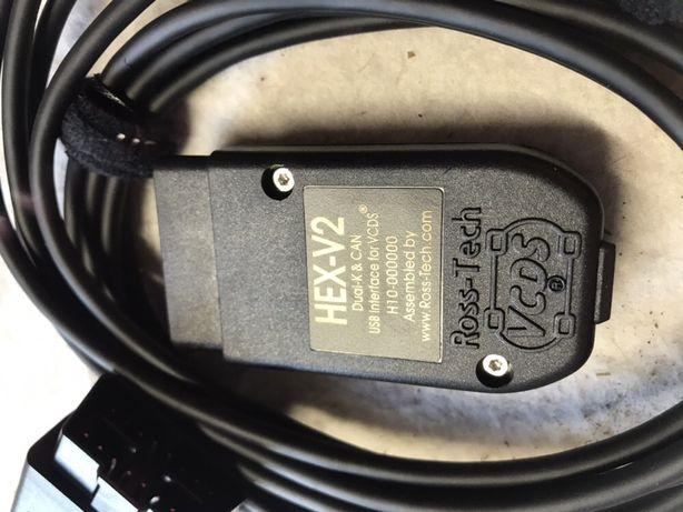 Tester VCDS VAG COM 19.6 lb romana full activata vw audi skoda seat