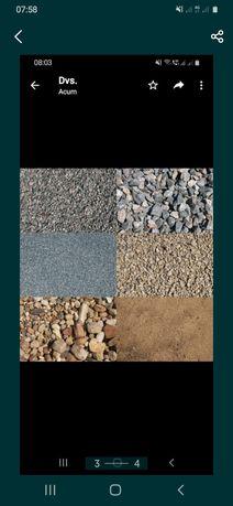 Sort 4-8,8-16,16-32,nisip,balast,piatra,pamant