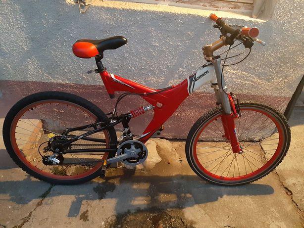 Bicicleta cadru aluminiu