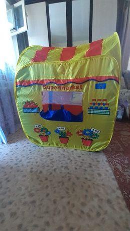 Детская палатка, складная