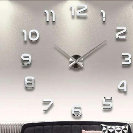 Настенные 3д часы