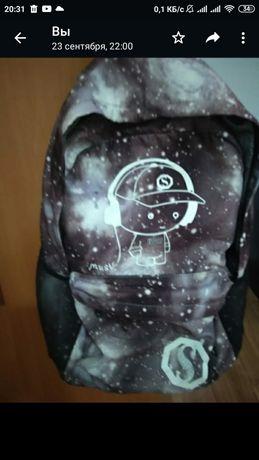 Детская одежда и рюкзак