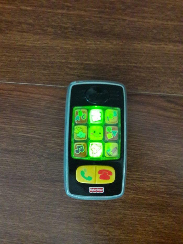 Telefon interactiv franceză Petru Rares - imagine 1