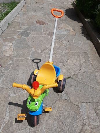 Детска пластмасова триколка