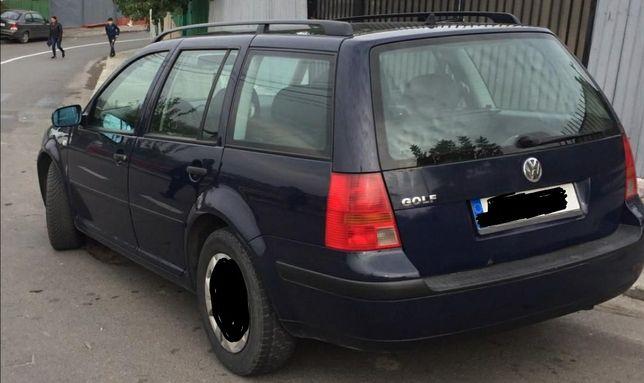 Motor cutie haion Wv Golf 4 diesel 19 ajm 6 trepte piese negru