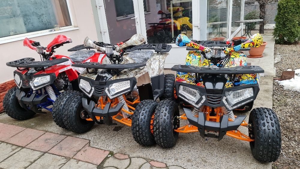 ATV HUMMER- HERKULESS,Nou 2021, Depozit Germania fara Carnet OffRoads