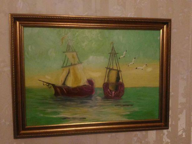 Vand tablou arta