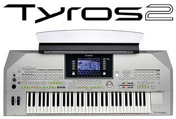Aranjez cu ritmuri si samplere romanesti Yamaha Tyros 2