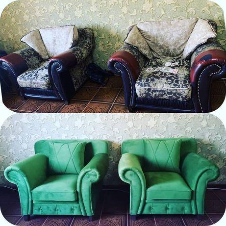 Мебель на заказ,перетяжка мягкой мебели, реставрация