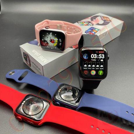 Умные часы ,смарт часы ,M16 plus,м16 плюс,м16+,hw22,aplee watch