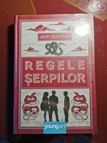 Regele șerpilor, de Jeff Zentner
