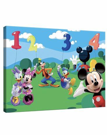 Tablou copii Mickey Mouse Cadou Craciun