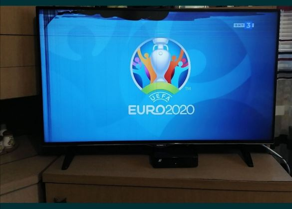 Телевизор Telefunken smart 43UB8200 4K Ultra HD
