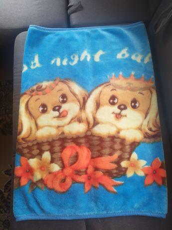 Плед, одеяло детское
