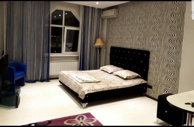 Квартира посуточно ночь Иманова ЕНУ Кенесары по часам почасовая