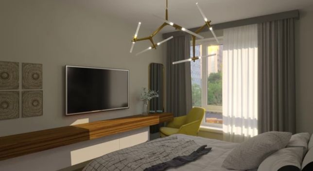 3 camere spatios New Colentina Residence