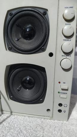 Boxe audio active
