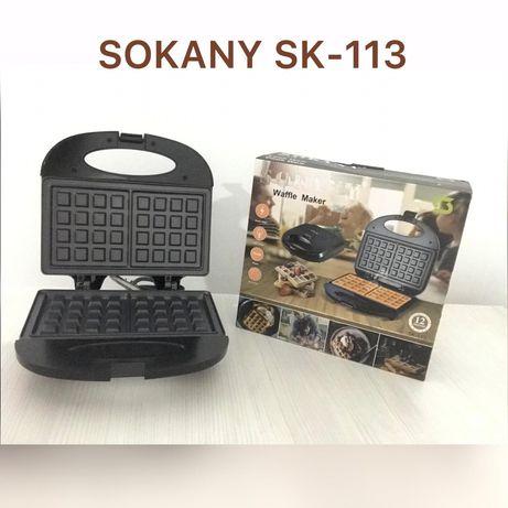 Вафельница Sokany SK-113