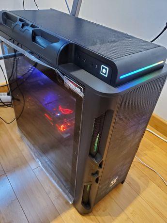 Sistem DesktopPC Gaming i9 RTX2080ti 11GB 5.0GHz 64GB RAM Monitor ASUS