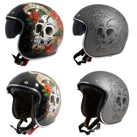 НОВО! Скутерски каски MT Helmets Le Mans мото скутер мотор