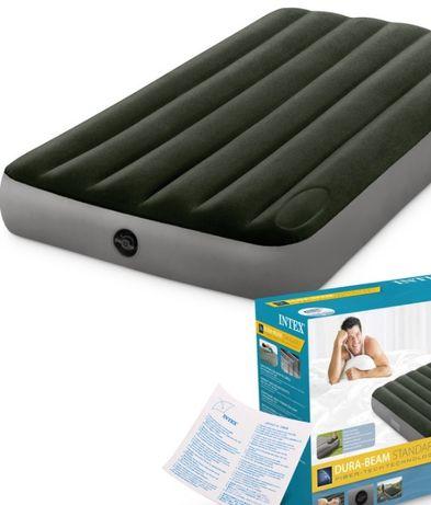 Матрасы флок надувные фирменные 200 на 140 см, 2 спальный
