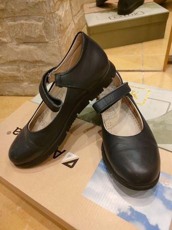 Ортопедические кожаные туфли