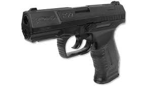 Pistol WALTHER P99 4 joules Airsoft+0.40gr-1000BB+20 Co2/Pachet comple
