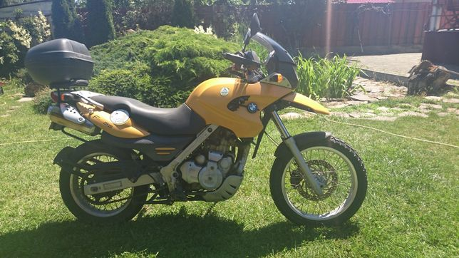 Motocicleta BMW 650 Gs 35000 km.