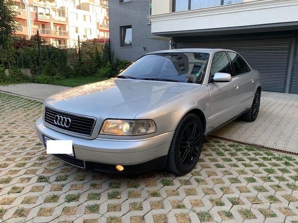 Audi A8 2.5 TDI 180 к.с facelift